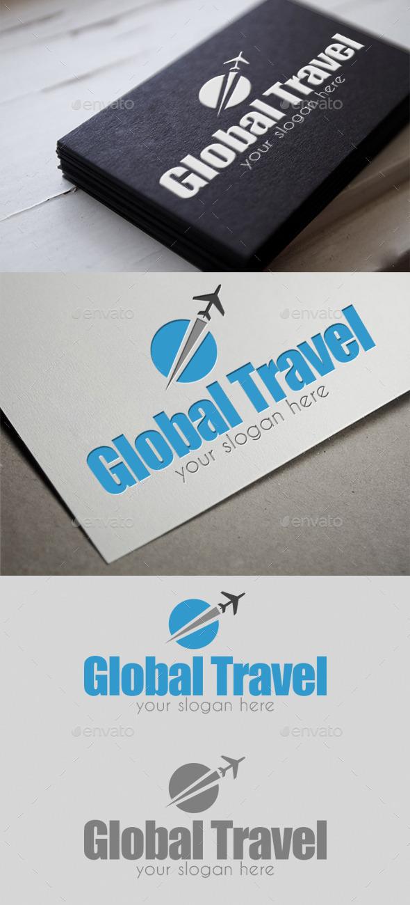 GraphicRiver Global Travel 9663341