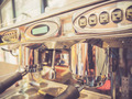 coffee machine vintage color - PhotoDune Item for Sale