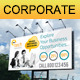 Corporate Business Outdoor Billboard Banner V4 - GraphicRiver Item for Sale
