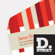 Tile Letterhead & Envelope - GraphicRiver Item for Sale