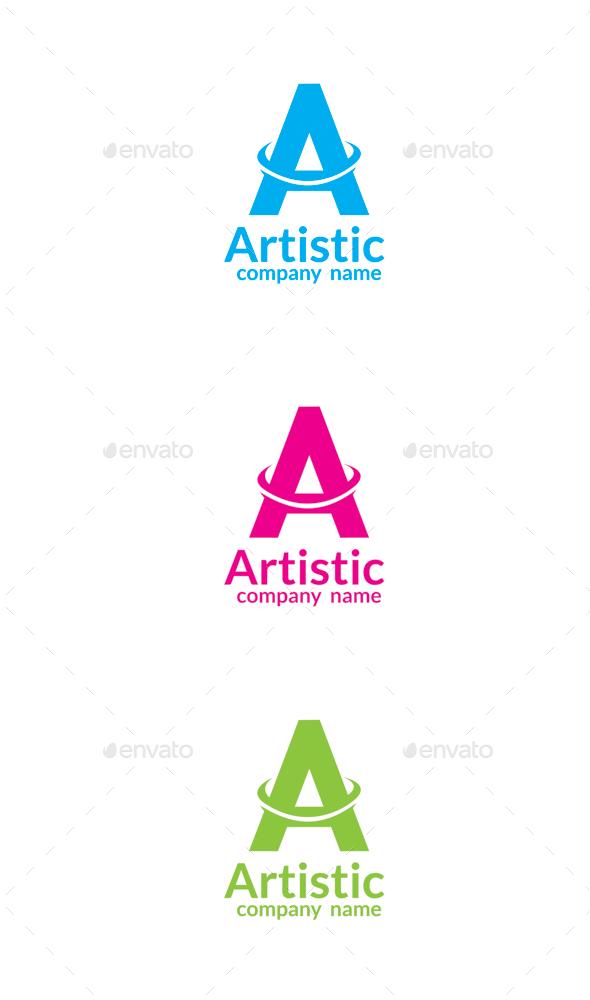 GraphicRiver Artistic Logo Templates 9664462