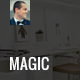 Magic - A Fresh Creative WordPress Theme - Portfolio Creative