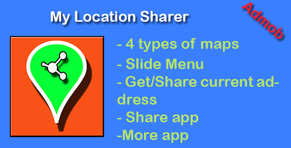 CodeCanyon My Location Sharer 9664967