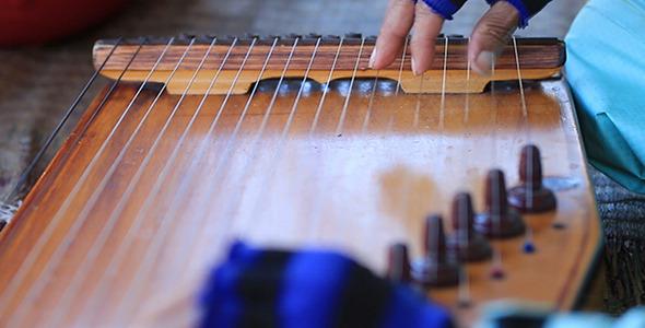 VideoHive Harp Performer 02 9665207