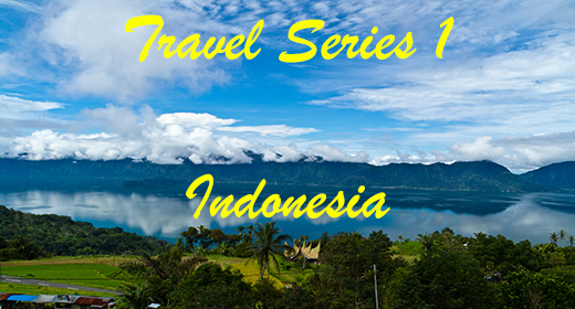 Travel Series 1 - Indonesia