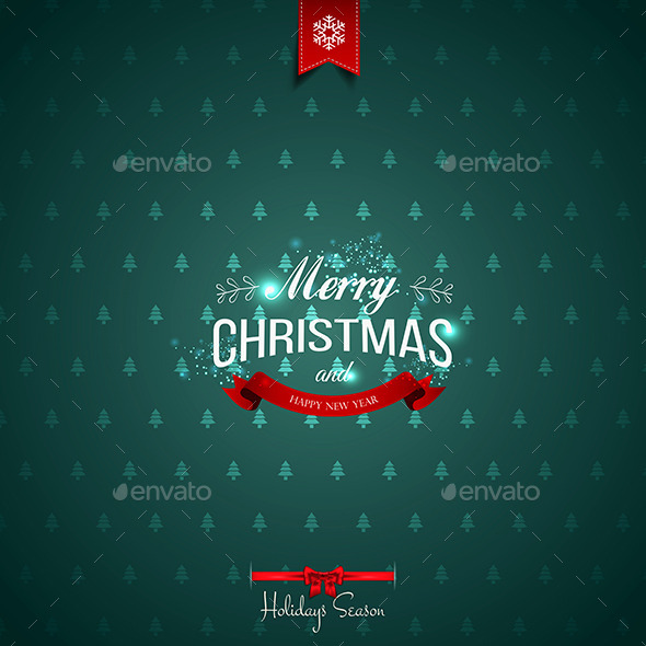 GraphicRiver Christmas Greeting Card 9667409
