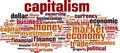Capitalism Word Cloud Concept - PhotoDune Item for Sale