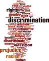 Discrimination Word Cloud Concept - PhotoDune Item for Sale