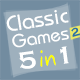 01Smile Classic Games 2 (5 in 1)
