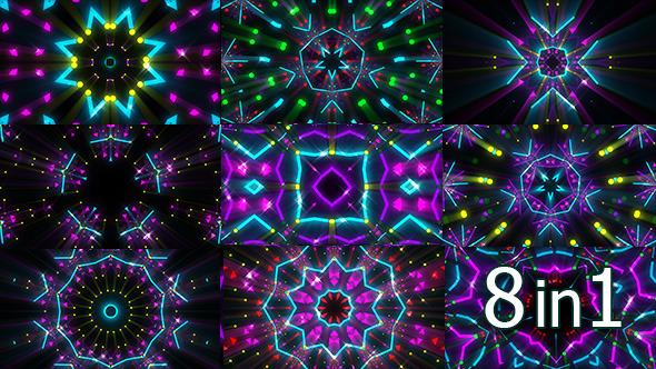 VideoHive Christmas Lights 9668837