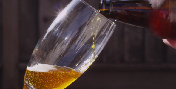 VideoHive Pouring Beer 2 9668873