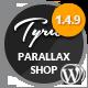 Tyrion -  Flexible Parallax e-Commerce Theme - ThemeForest Item for Sale