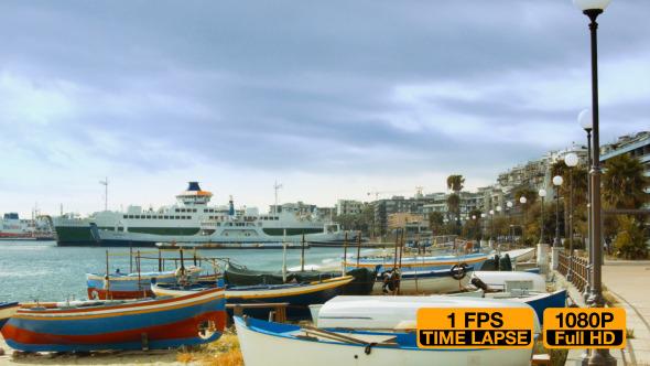 VideoHive Mediterranean Scenes 5 9668942