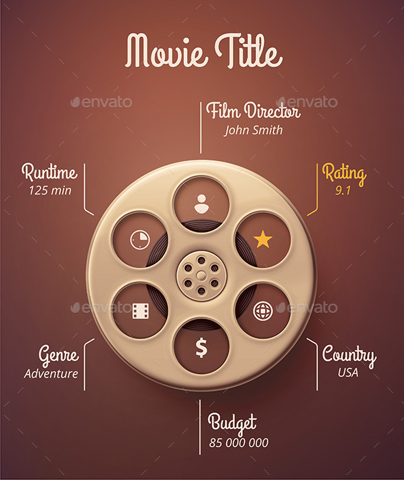 GraphicRiver Statistics Movie 9669792