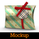 Gift Pouch Mockup - GraphicRiver Item for Sale