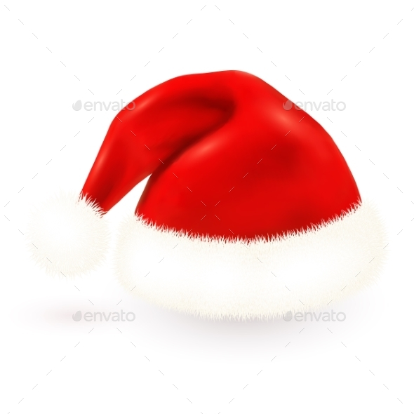 GraphicRiver Santa s Hat 9670384
