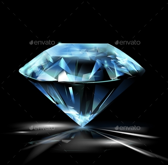GraphicRiver Diamond 9670416