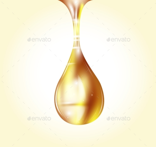 GraphicRiver Honey Drop 9670425