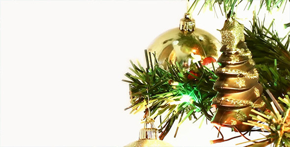 VideoHive Christmas Tree 9670473