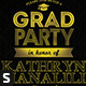 Elegant Graduation Party Invitation - GraphicRiver Item for Sale