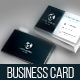 Creative Flat & Minimal Business Card - 001 - GraphicRiver Item for Sale