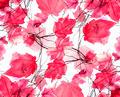 Floral Swirls Decorative Background - PhotoDune Item for Sale
