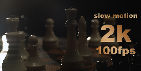 VideoHive Chess Game Pack 9670833
