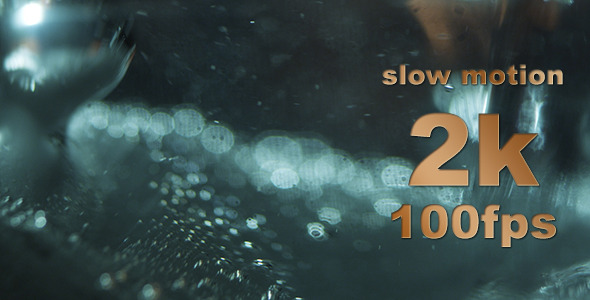 VideoHive Bubbles In Water 04 9671073