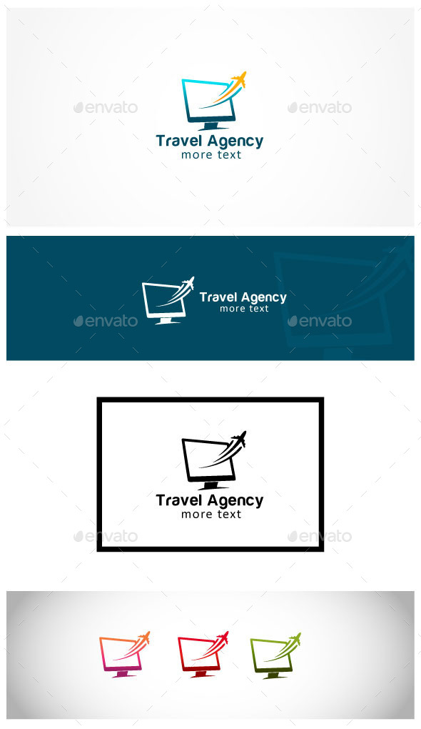 GraphicRiver Travel Agency 9671107
