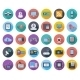 Devices Icons - GraphicRiver Item for Sale