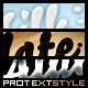 Pro Text Styles Vol.1 - GraphicRiver Item for Sale
