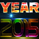 Happy New Year 2015 Text Effects - GraphicRiver Item for Sale