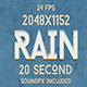 Real Rain - VideoHive Item for Sale
