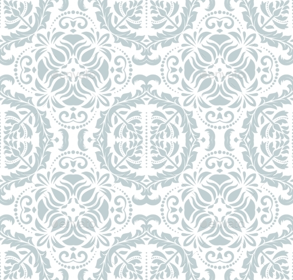GraphicRiver Damask Seamless Pattern 9673365