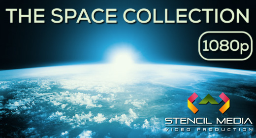 The Space Collection - 1080p