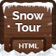 Snow Tour - Responsive Winter Travel HTML Template - ThemeForest Item for Sale