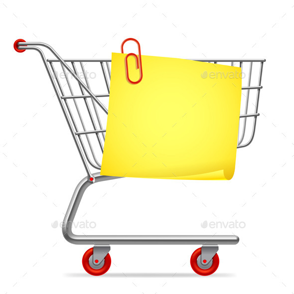 GraphicRiver Shopping Cart 9673571