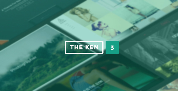 previewimage.  large preview - The Ken - Multi-Purpose Creative WordPress Theme