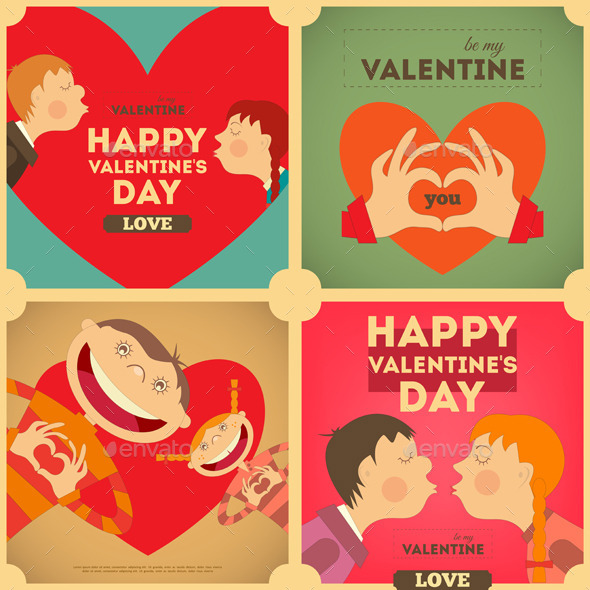 GraphicRiver Valentines Day 9673726