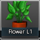 Flower Low Poly L1