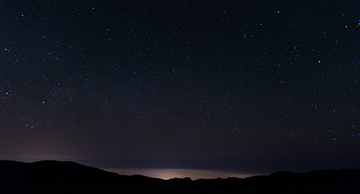 NIGHT, STARS & CITY