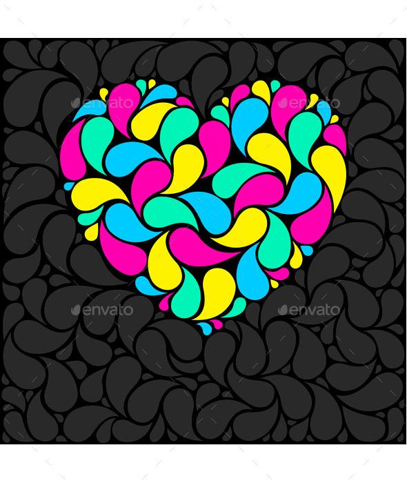 GraphicRiver Heart Template 9674011