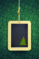 Hanged Xmas Slate - PhotoDune Item for Sale