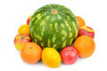 watermelon and fruit set - PhotoDune Item for Sale