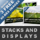 Stacks and Displays