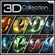 New 3D Collection Text Effects GO.4