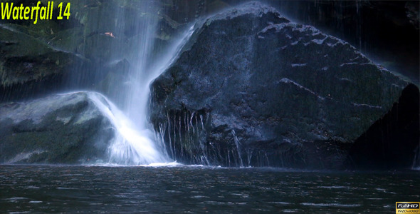 VideoHive Waterfall 14 9675306