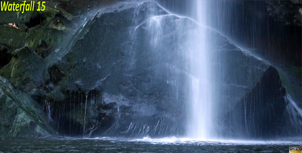 VideoHive Waterfall 15 9675310