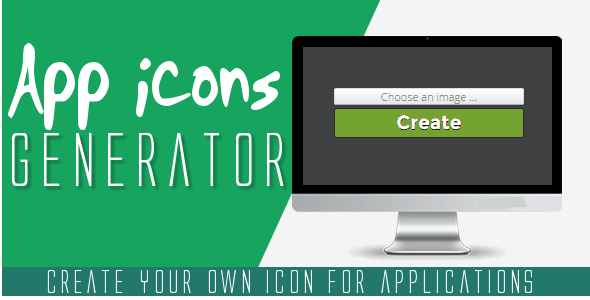 CodeCanyon App Icons Generator 9675509