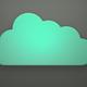 3D render of a cloud - PhotoDune Item for Sale